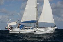 SindBad Maracuja 42' : En navigation